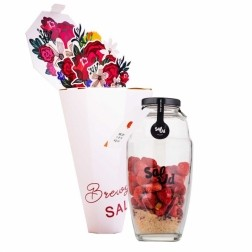 살룻 담금주 키트 POP-UP FLOWER BOUQUET 820ml